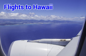 Flights to Hawaii from select west coast cities starting from $464 roundtrip.
