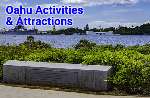 Hawaii Activities & Attractions on Oahu 480x315- B. Inouye