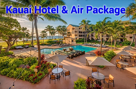 HawaiiVacation Slide 4 Panda Travel Promotion Images -  Courtyard Marriott Kauai 480x315