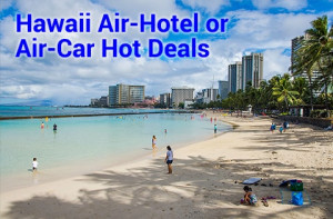 Hot Deals starting at $189 per person, double occupancy.