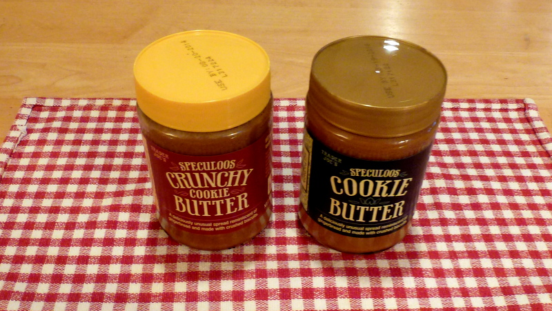 Cookie Butter, a good omiyage from the mainland?