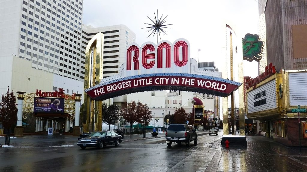 Visiting Reno, Nevada