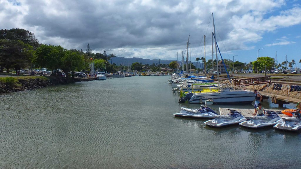 Haleiwa Small Boat Harbor