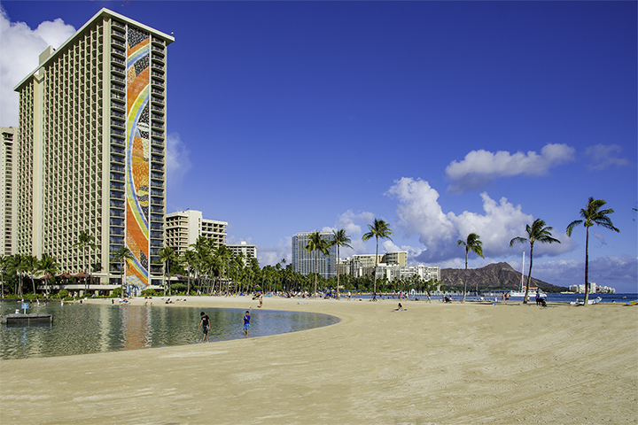 Example of Oahu hotels.