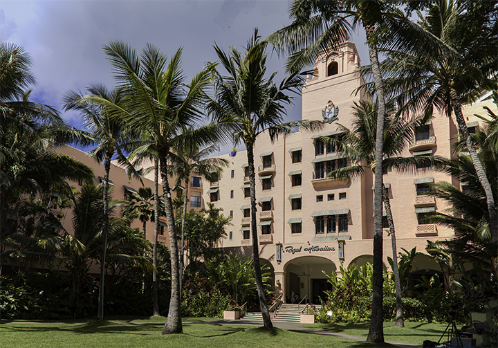 One of the classic Hawaii resorts.