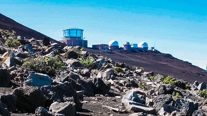 Visiting the summit of Haleakala of the things to do on Maui.