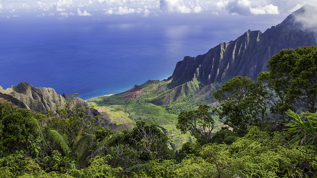 Another place to see on Hawaii multi island vacation packages.