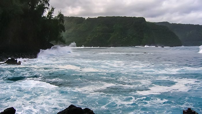 You can find many Maui hot spots along the Hana Highway.