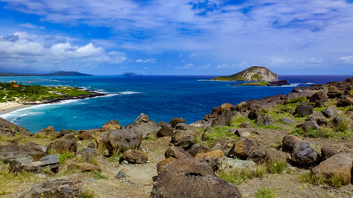 View from Makapuu