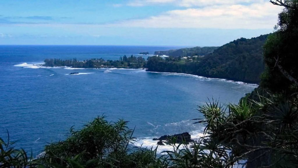 View Along the Hana Highway