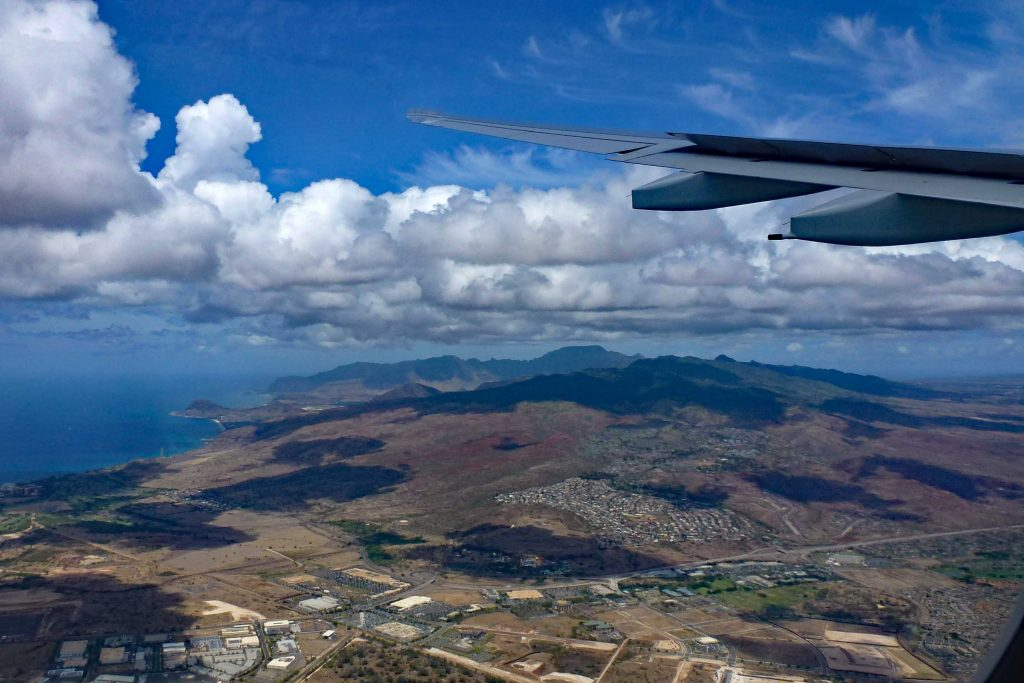 Tips for traveling to Hawaii during the holidays.