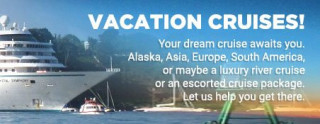 Cruise Specials from Panda Travel start from $869 per person, double occupancy.