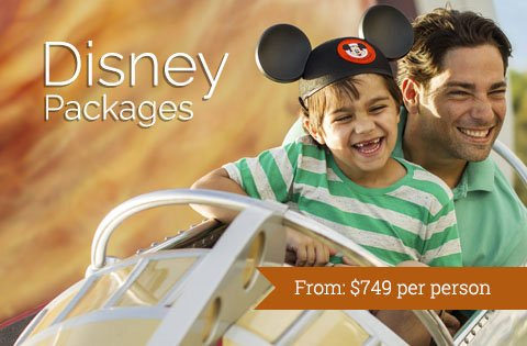 Panda Travel Disney Packages
