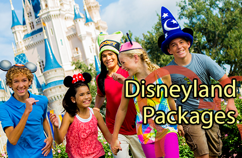 Disney packages from Hawaii start at $743 per person, double occupancy.