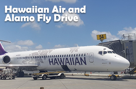 Hawaii Air and Alamo Fly Drive starting from $189 per person, double occupancy.