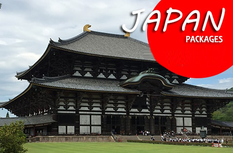 Japan tours from Hawaii start from $1,695 per person, double occupancy.