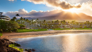 Sheraton Maui air and hotel special