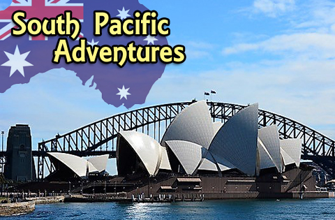 South Pacific Adventure tours start at $2,395 per person, triple occupancy.
