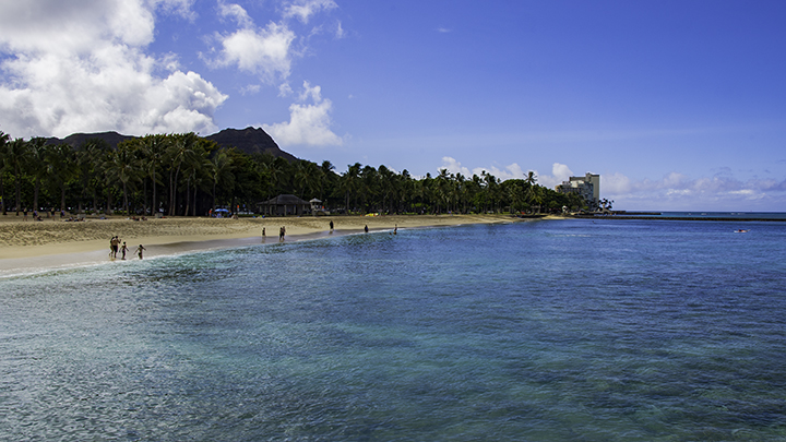 One of the places to see on Oahu, Honolulu and Waikiki.