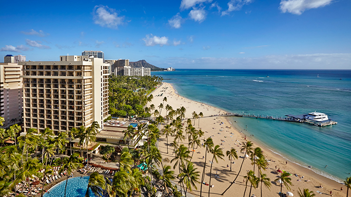 Hilton Hawaiian Village Hawaii hotel deals